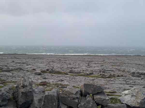 Burren exploring Ireland's coast