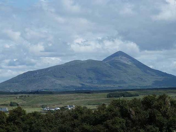 Ireland Holy Mountain Walking Track