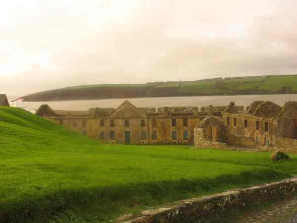 Kinsale Fort Discovering the history