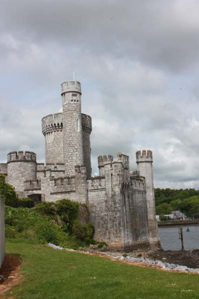 Watching the stars at Blackrock Castle Cork Ireland
