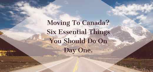 important things to do in Canada on day one.