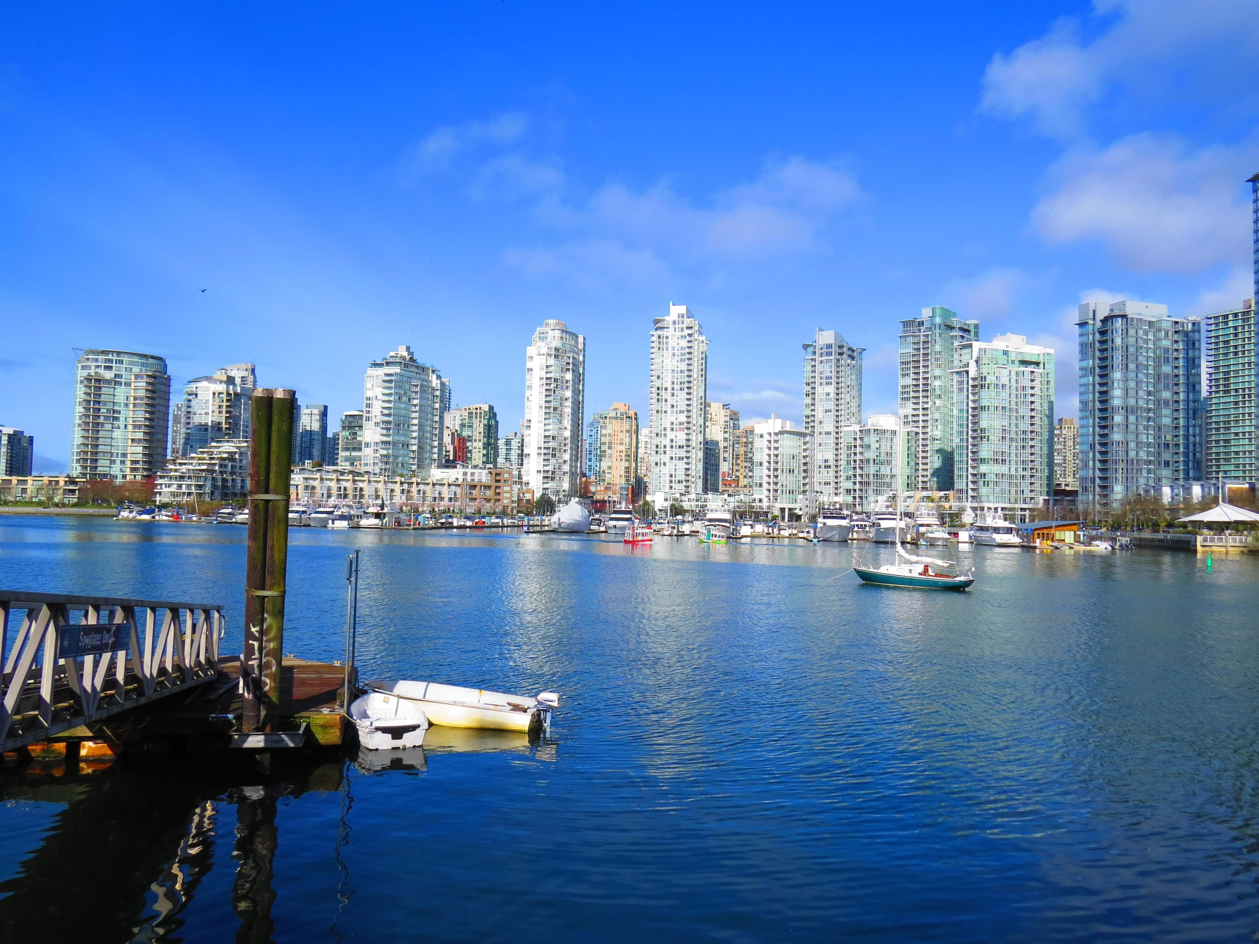 Vancouver accommodation search