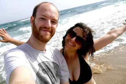 Couple travel bloggers - angloitalian-vegan-travel-blog