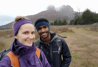 Couple travel bloggers -follow Me Away