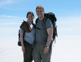 Couple travel bloggers - roarloudcat