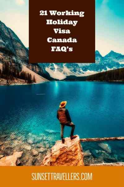 Working Holiday Visa Canada IEC Canada visa. Most frequent Questions. FAQ