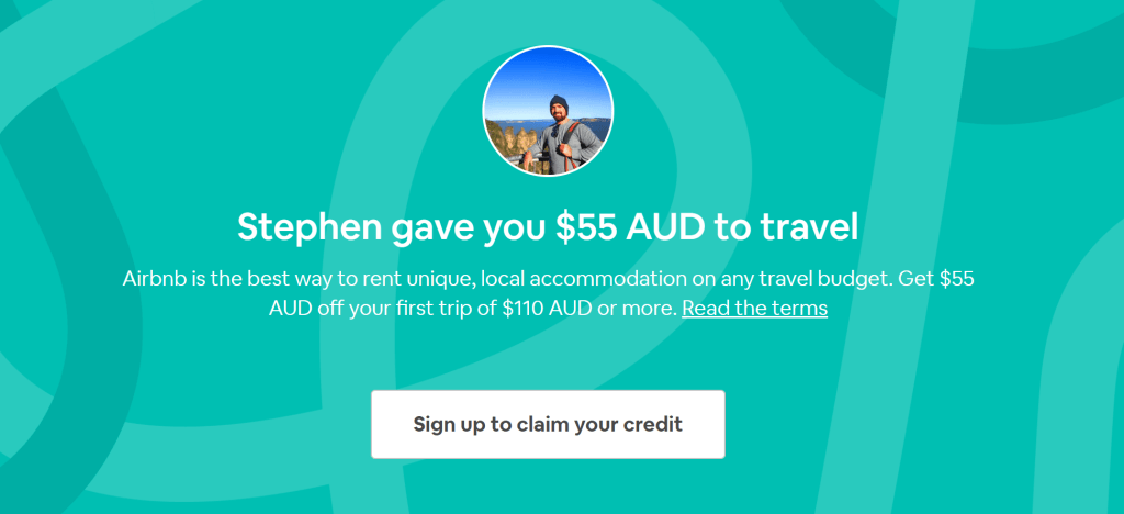 Airbnb coupon code get 55 off your booking free plus 5 airbnb tips this is what the screen looks like on your airbnb coupon code page fandeluxe Choice Image