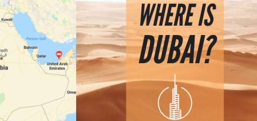 Where is Dubai and everything you need to know before visiting.