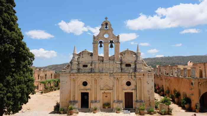 10 Breathtaking Places To Visit In Crete This Year - Arkadi