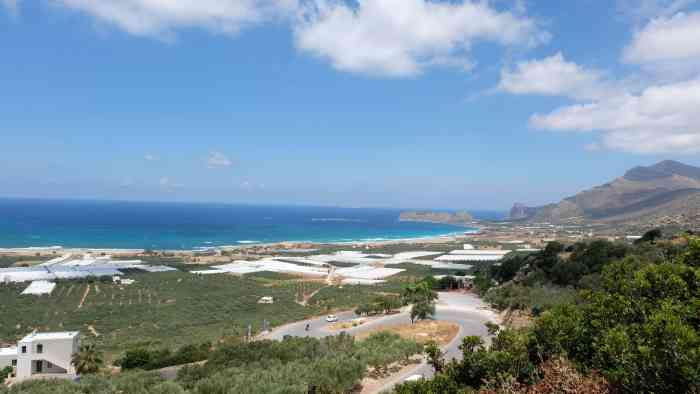 10 Breathtaking Places To Visit In Crete This Year - Kissamos and Balos Lagoon