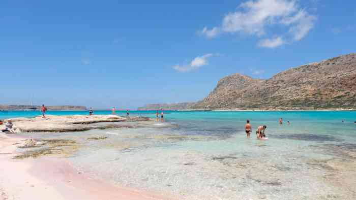 10 Breathtaking Places To Visit In Crete This Year - Kissamos and Balos Beach/ Balos Lagoon