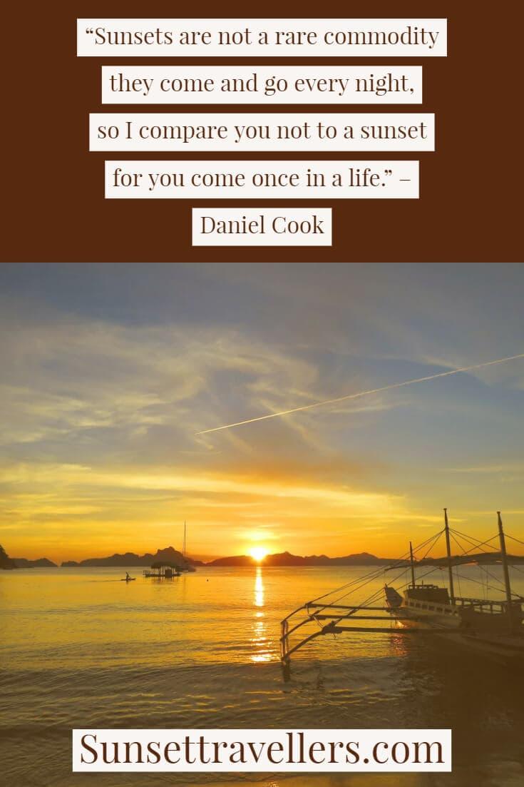 Inpirational travel quote