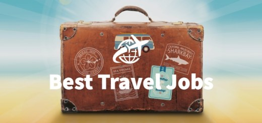 Best Travel Jobs - 10 Easy Ways To Make Money Travelling