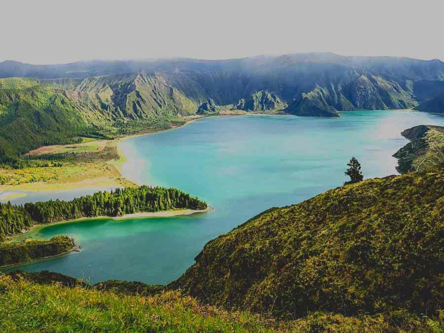 20 Unmissable Things To Do On São Miguel Island, Azores - Sao Miguel Lagoa do Fogo -The Fire Lake