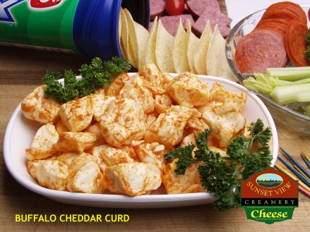 Buffalo Cheese Curd