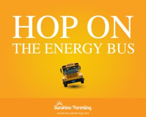 Hop on the Energy Bus