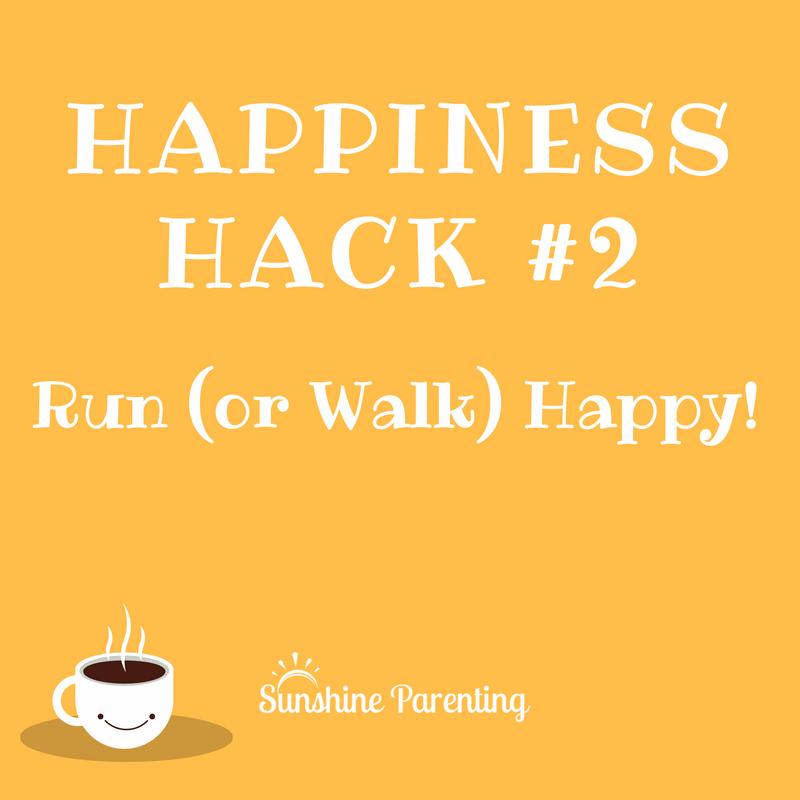 Run (or walk) Happy!