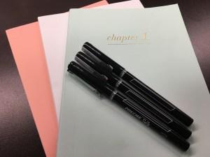 Journals & Pens