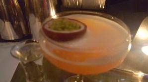 Porn Star Martini.