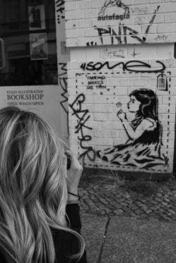 Capturing Street Art