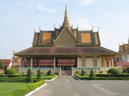 Part of the Royal Palace Compound.