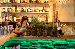Jungle Bar in West End