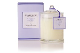 Glasshouse Frangrances candle for Diner en Blanc