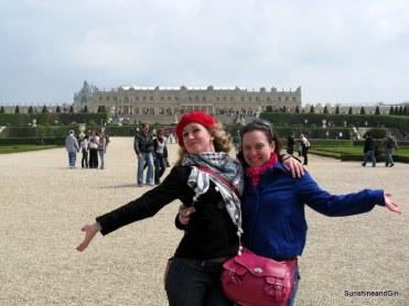 Visiting Versailles