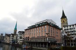 Zurich churches