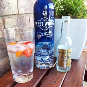 Yes you can put tomatoes in a G&T