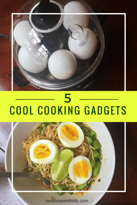 5 cool cooking gadgets | sunshineandholly.com