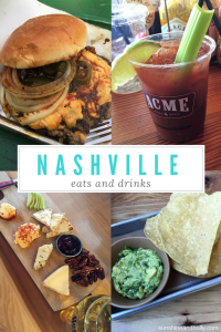 nashville eats and drinks | where to eat in nashville | nashville restaurants | sunshineandholly.com