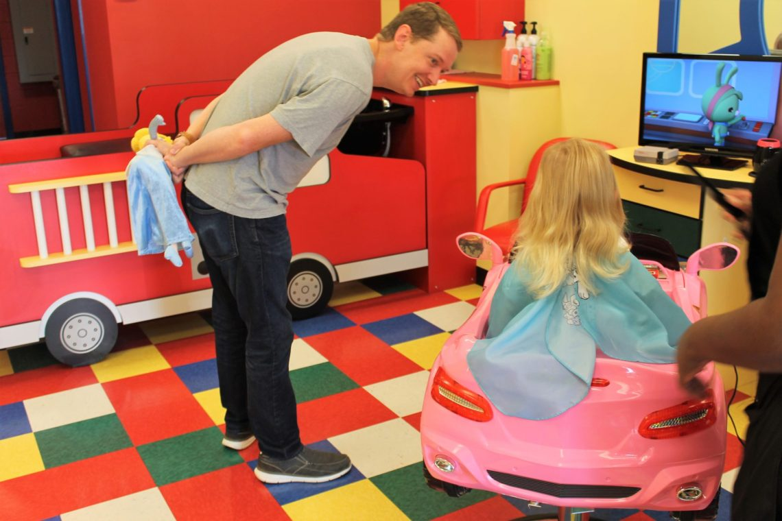 3 Tips For Your Kids First Haircut Sunshine And Holly