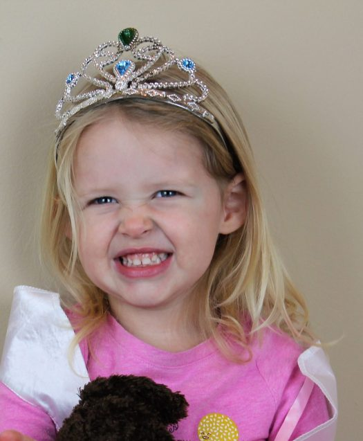 Move Over Regina George, My Three-Year-Old is a Mean Girl | sunshineandholly.com