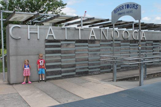 Fun Things to Do in Chattanooga with Kids | sunshineandholly.com | travel | Tennessee | family fun