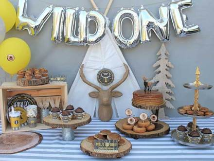 8 Awesome Birthday Party Ideas For A 1 Year Old