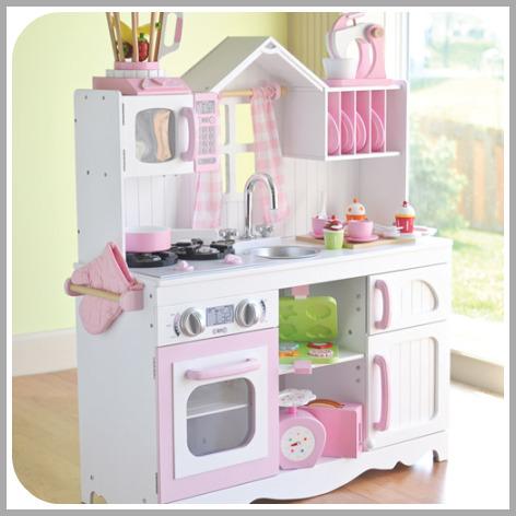 Kids Pretend Kitchen Cutest Playsets