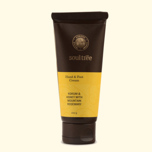 soul tree hand and foot cream