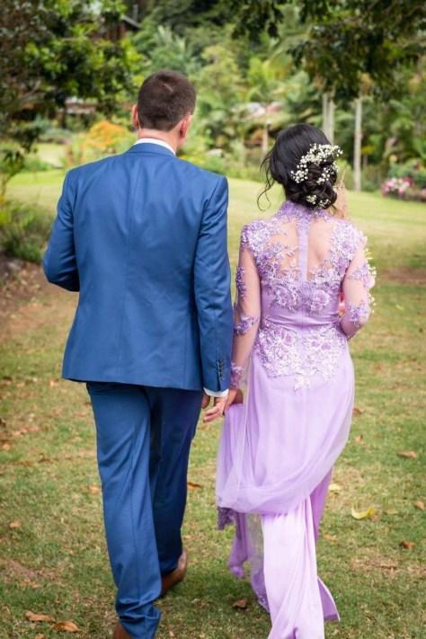 Bride and Groom Montville