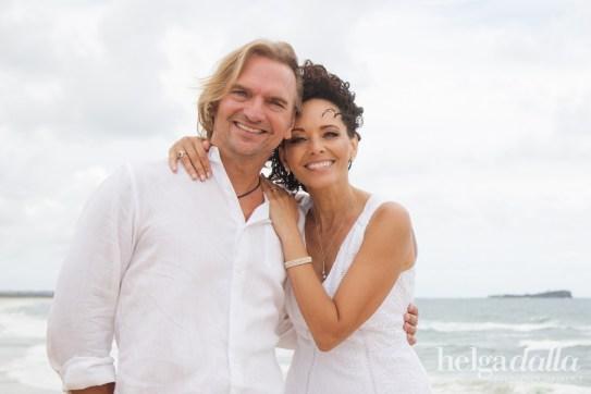 Bride and Groom Sunshine Coast