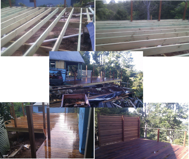 deck builders Sunshine Coast