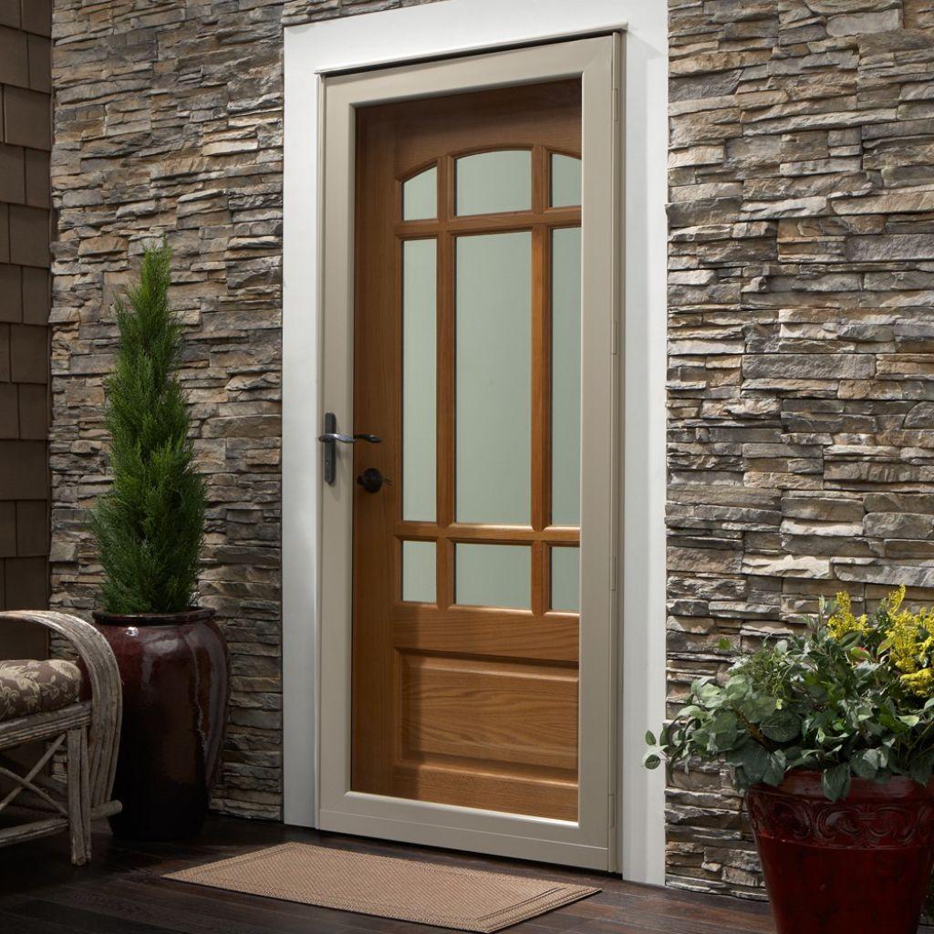 Andersen 4000 Series Storm Door Professional