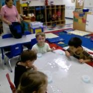 Prekindergarten's Bubble Fun…get the recipe here