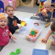 Fall fun and learning at Sunshine Corners