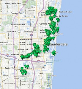Map Lots Listings