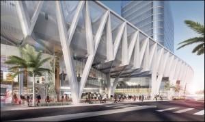 Miami central Station 1