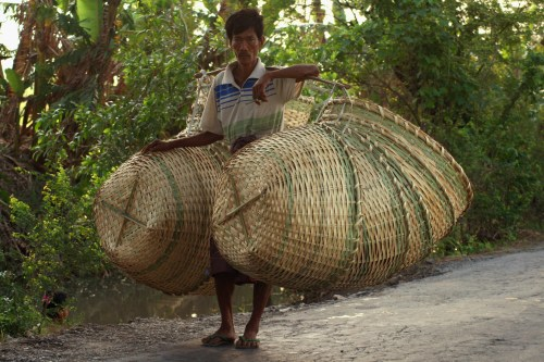 Basket Man