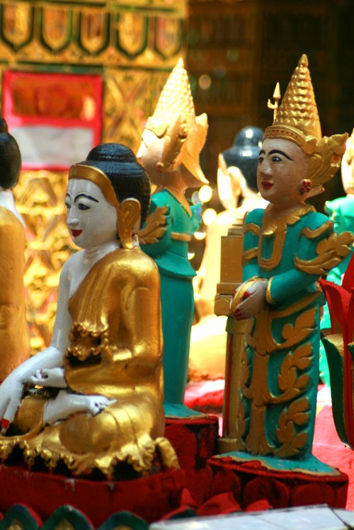 Buddha - Mandalay Hill 3