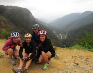 Dalat to Nha Trang_Group Shot with Valley