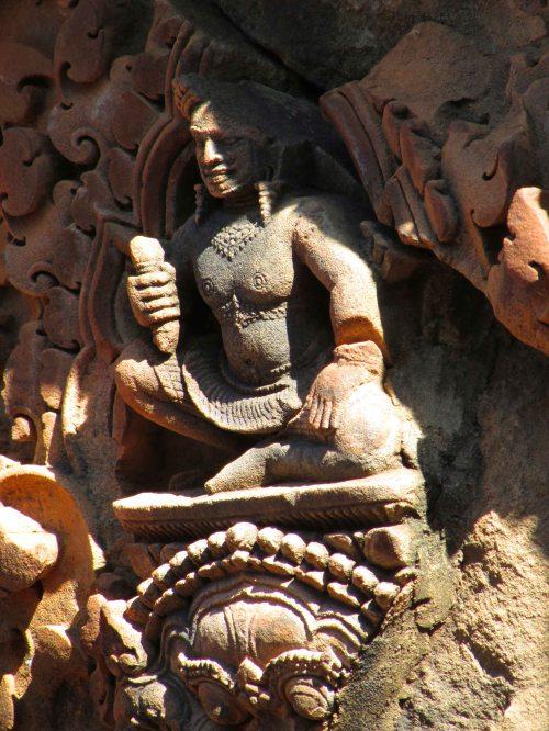 Banteay Srei Carvings3